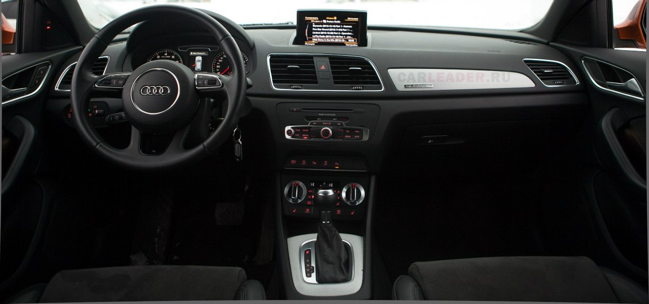 Audi Q3 Bose