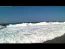 Шторм мелкий купающих нет в море