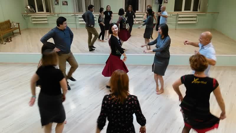 Танго-студия Entrada – Чакарера | 2018.11.24 (3)