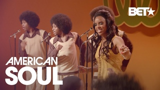 Time for a look into BET's new original series AMERICAN SOUL | American Soul