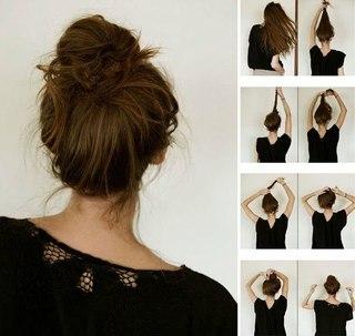 Плетение красивых кос на себе своими руками