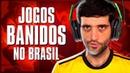 TODOS os jogos que foram BANIDOS no BRASIL, você não vai ACREDITAR nessa lista