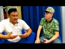 Rustam G'oipov bilan intervyu (1-qism) - Рустам Гоипов билан интервью (1-қисм).mp4