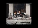 Adriano Celentano e Ugo Tognazzi Il pranzo della domenica