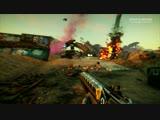 10 минут геймплея игры Rage 2!