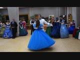 Танец Золушки и принца