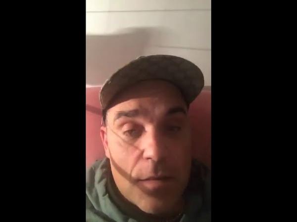 IG Live Robbie Williams 17/06/2018