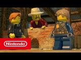 LEGO City Undercover   трейлер на русском языке (Nintendo Switch)