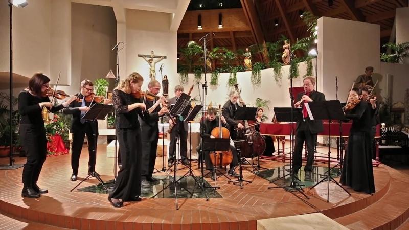 1066 J. S. Bach - Orchestral Suite No.1 in C major, BWV 1066 - Zefiro Baroque Orchestra [Alfredo Bernardini]