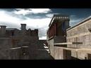 Кносский дворец реконструкция Крит 3D 1