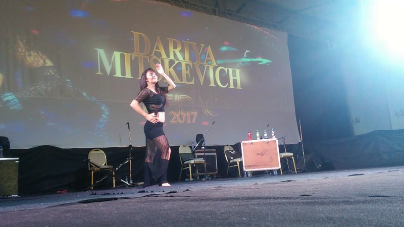 Dariya Mitskevich- Shaabi