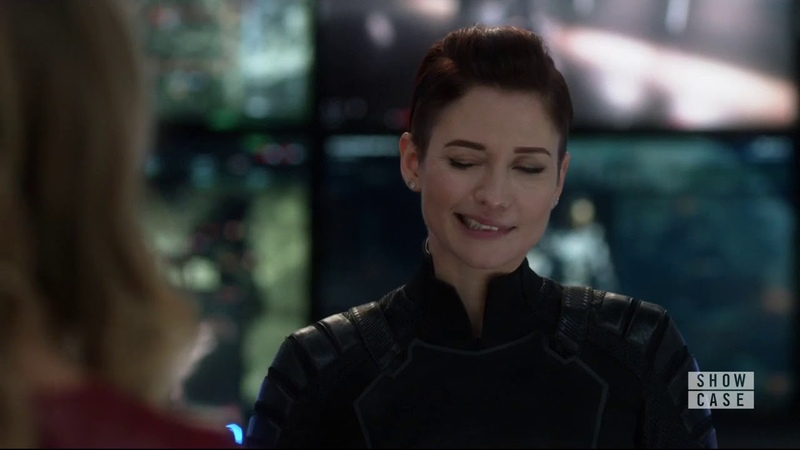 Supergirl 4x08 Alex Danvers Scenes 1