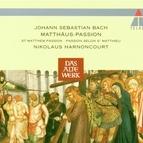 Nikolaus Harnoncourt альбом Bach, JS : St Matthew Passion [1970]