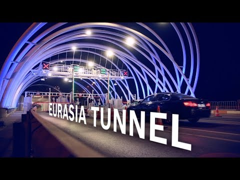 Supertube Bosch technology keeps the Eurasia Tunnel safe and secure