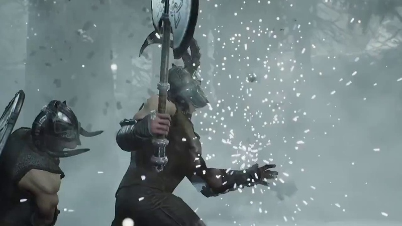 Rune Ragnarok Trailer 2