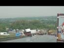 жесткая авария Уфа - Самара М5 18.07.18
