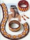 А мне очень нравятся разные изделия из бисера - украшения, например.  Девушек, которые увлекаются Египтом...