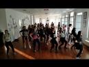 CLC - Black Dress by K-Pop курсы (part 1)