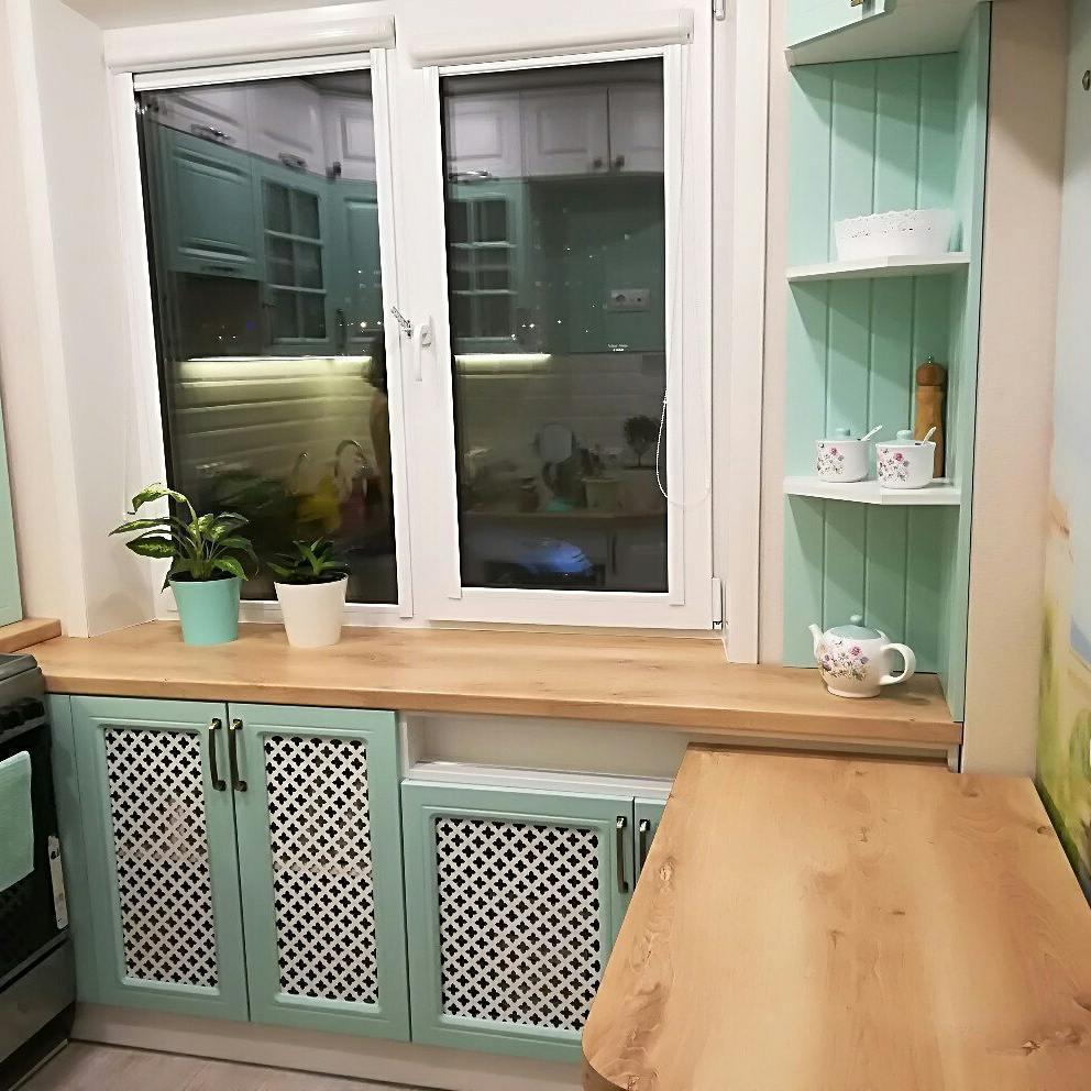 Кухня площадью 5 кв.