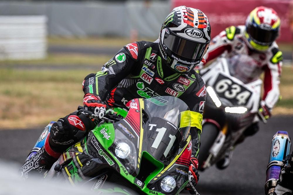 Фотографии гоночного мотоцикла  Kawasaki Ninja ZX-10RR Suzuka 8 Hours 2018