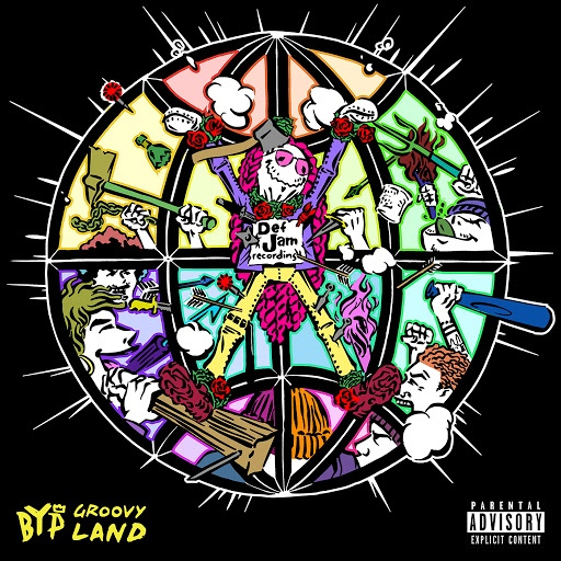 Beau Young Prince альбом Groovy Land (Deluxe)