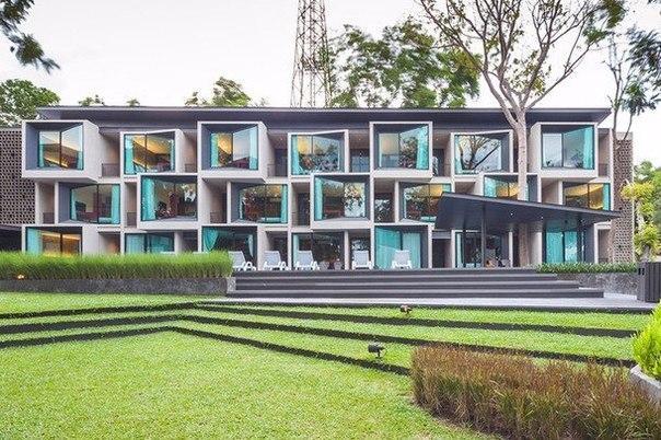 Здание Lima Duve / Idin Architects