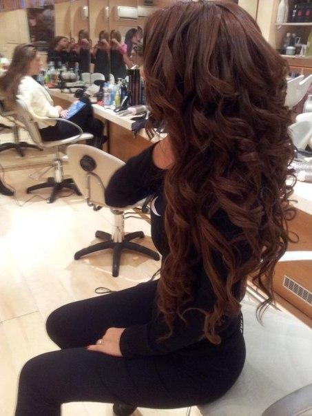 Рост волос после