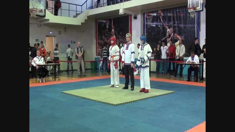 Тризна Рукопашный бой Челябинск 05.11.18. спортклуб Джедай