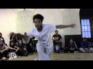Yassin & Alex & Obelix | Judge Demo | J.F.B. Summer Dance 2013 : Battles under 18 yrs