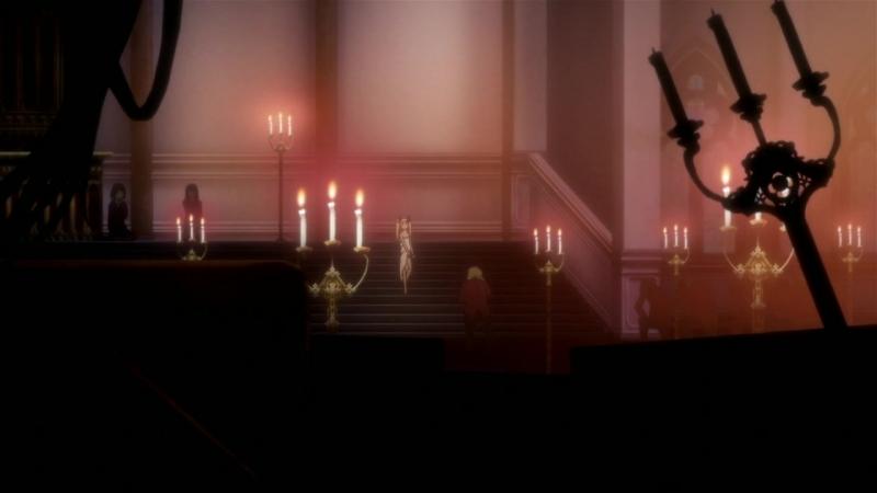 Танец на Вампирском берегу / Dance In The Vampire Bund - 7 серия [Shachiburi]