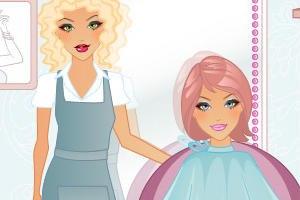 Уход за волосами играть онлайн