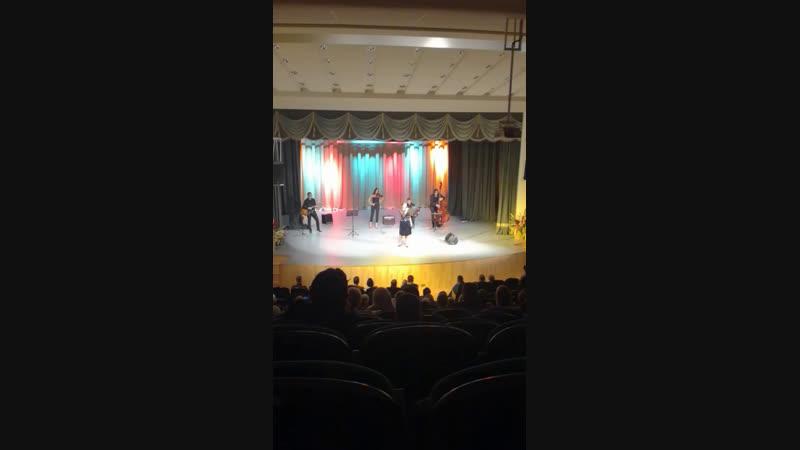 Концерт Петербургских серенад