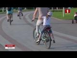 Выделенная полоса для движения велосипедистов появится около Комаровского рынка
