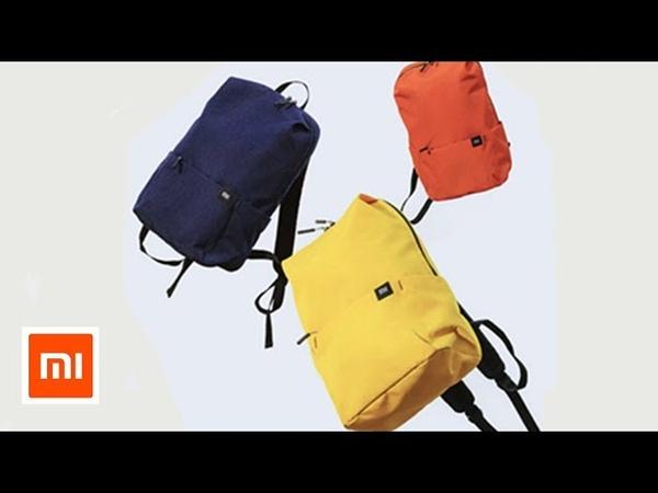 Original Xiaomi Mi Backpack 10L Bag