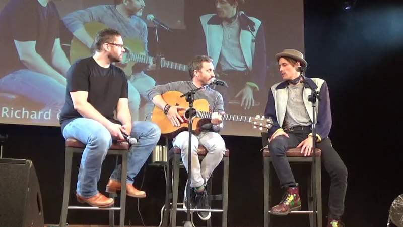 JIB9 2018 Jason Manns, Reeve Carney and Rob Benedict Friday Panel