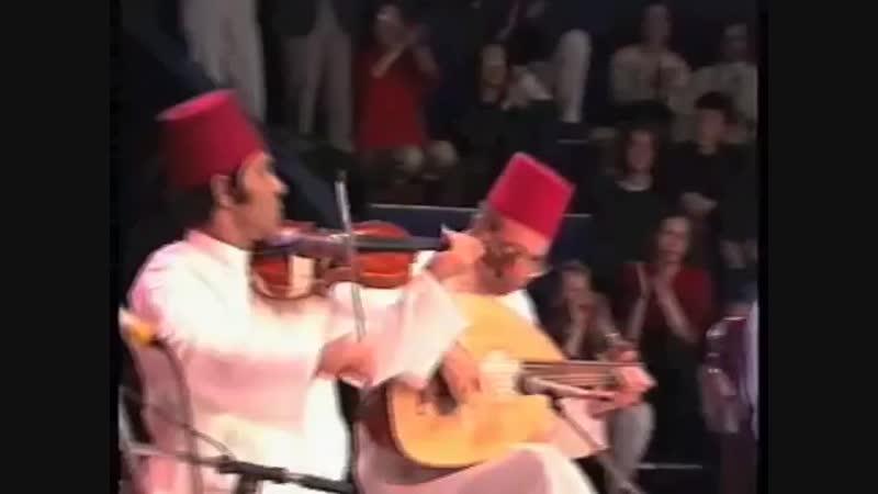 El Lebrijano y la Orquesta Andalusí de Tánger - Dame la libertad