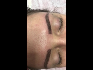 ✅MICROBLADING-мануальная/ручная техника нанесения татуажа бровей