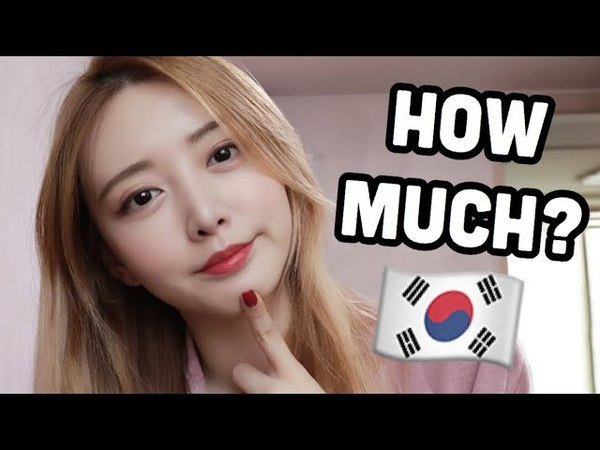 COST OF LIVING in KOREA?! Potatoes are freaking expensive 😱