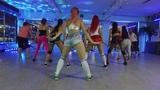 J Balvin - X Aussie Twerk Beginner Class at L.A. Dance Studio in Melbourne