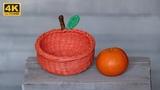 Конфетница-Апельсинка