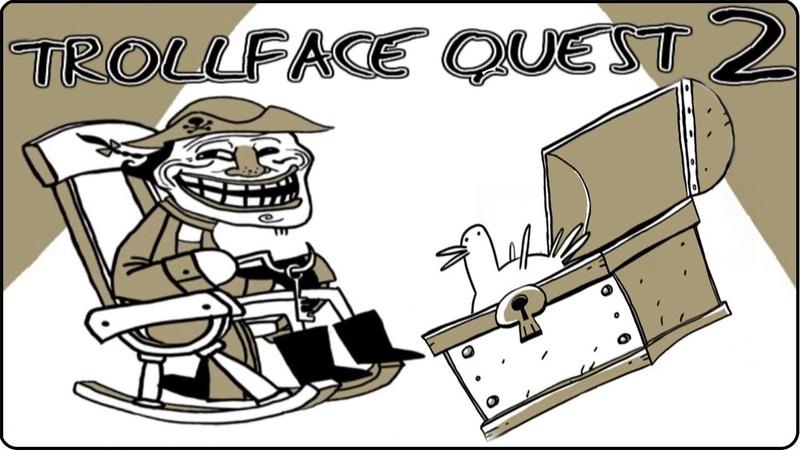 Игра Квест для тролля 2 / Trollface quest 2 game