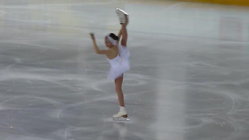 Камила Валиева, ПП, Первенство Москвы (мл.возраст) 2015