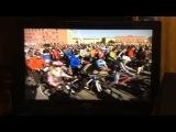 ВелоПитер: Открытие сезона 2014, сюжет 1 канала, с моим участием.)