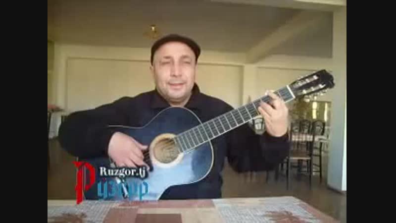 Rustam Ghulomov Ahmad Zahir song Tu guli nozi hama rus mp4