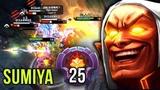 Reason Why We Love Sumiya Invoker GOD - EPIC 25 LVL Dotaplus Best Dotabuff Invoker Player Dota 2