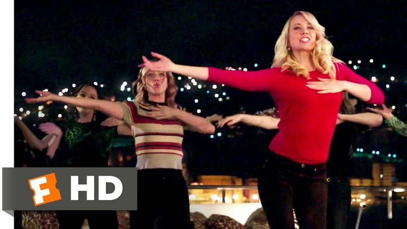 Pitch Perfect 3 (2017) - Toxic Fight Scene (810) | Movieclips