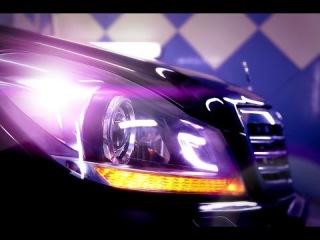 Тизер Mercedes-Benz C180 W204