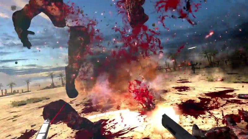Serious Sam VR: The Last Hope - Release Trailer. AVR - Клуб виртуальной реальности Уфа
