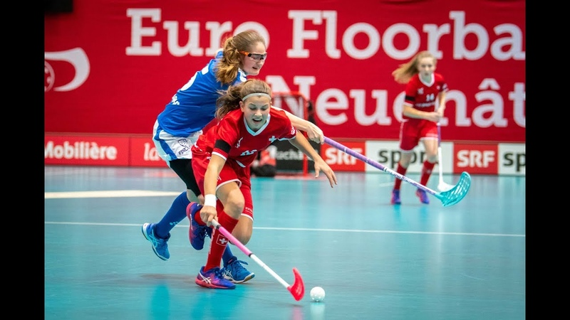 Highlights EFT Neuchâtel SUI U19 vs. FIN U19