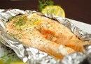 Вкуснейшая рыба запеченная с апельсином в сметане